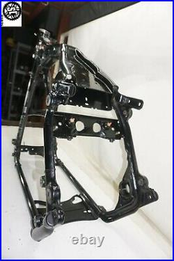 09-20 Harley Touring Street Glide Main Frame Chassis Non Rep Cod 2014
