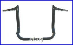 1.5 Fat Harley Street Glide Ape Hangers 12 USA Made Vet Owned Jsr Custom