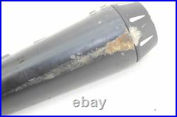 17-19 Harley Street Rod Bassani 4 Megaphone Exhaust Can Muffler Slip On Pipe
