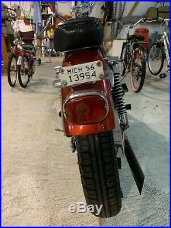 1956 Harley-Davidson Street