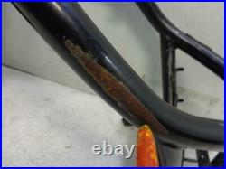 2006 2007 Harley Davidson V-Rod VRod VRSCR Street Rod FRAME CHASSIS BLACK