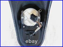 2006-2010 Harley Davidson Dyna Street Bob FXDB Black Fuel Tank Console withSpeedo