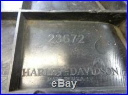 2008-2013 Harley Davidson TOURING SEAT SUNDOWNER STREET GLIDE DEEP BUCKET