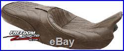 2009-2019 Harley Davidson Electra Glide Street Glide Corbin Dual Tour Seat New