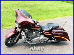 2010 Harley-Davidson Touring Street Glide CVO FLHXSE FLHX Screamin' Eagle with