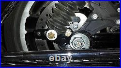 2013 Street Electra Glide Classic Harley Davidson lowering kit 3 4 5 6 07 08 09