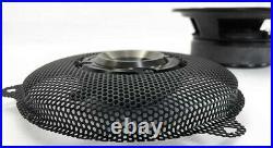 2014 2020 Harley Street Glide Diamond Audio Pro Speaker Kit Includes Mo75t Horns