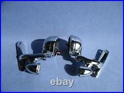 2014 2020 Harley touring street glide flhx front turn signals brackets passing