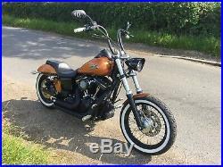 2015 Harley Davidson FXDB 103 Street Bob ABS 1690cc