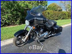 2016 Harley-Davidson 2016 HARLEY-DAVIDSON STREET GLIDE