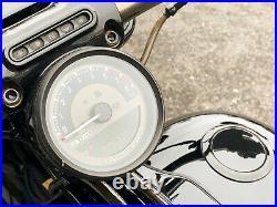 2017 Harley-Davidson Softail Screamin' Eagle CVO Breakout Pro Street FXSE