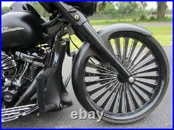 2017 Harley-Davidson Touring Big wheel bagger, harley big wheel, custom