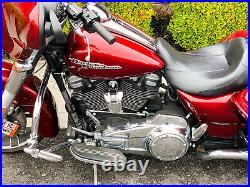 2017 Harley-Davidson Touring Street Glide FLHX 13,003 Original Miles! 107/6Spd