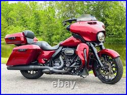 2018 Harley-Davidson Touring Street Glide Special Screamin' Eagle Stage IV 114