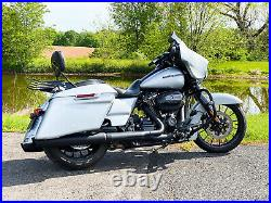 2019 Harley-Davidson Touring Street Glide Special FLHXS 114 Only 2,760 Miles
