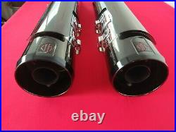 2020 Harley Cvo Street Glide Flhxse Slip On Exhaust Mufflers M8 Touring Limited