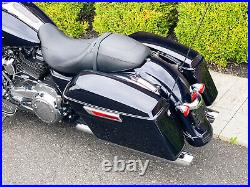 2020 Harley-Davidson Touring Street Glide FLHX with Special FLHXS RDS 628 Miles