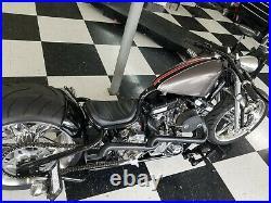 2021 Custom Built Motorcycles Bobber