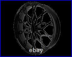 21 Og5 Prodigy Style Custom Harley Wheel Road Street King Glide Smt Machining