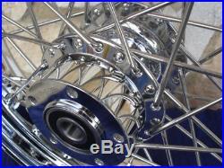 21x3.5 80 Spoke Front Wheel Harley Ultra Road King Street Glide Touring 00-07