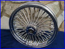 21x3.5 Dna Mammoth 52 Fat Daddy 08-up Wheel 4 Harley Street Glide Touring