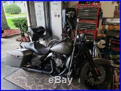 22 Backrest Sissy Bar Harley Touring Road King Street Electra Glide