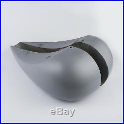 5 Stretched 4.5 Gallon Gas Fuel Tank For Harley Touring Street Gilde chopper