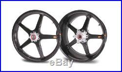 BST Carbon Fiber Rims Wheels Harley Davidson Dyna Street /Fat Bob Twin Low Rider