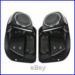 Beinschild mit Lautsprecher für Harley Davidson Street Glide 14-19