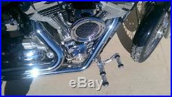 Billet Aluminum Forward Controls 2006-2016 Harley Street Bob Fxdb Fxdbi