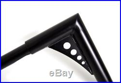 Black Ape Hangers Bars 1-1/4 12 Handlebars Fit Harley Dressers Street Glide 20