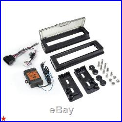 Car Stereo Radio Installation Kit Adapter For Harley Electra Road Street Glide