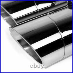 Chrome 4 Exhaust Mufflers Harley Electra Glide Road King Street Ultra 95-16