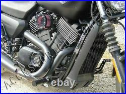 Commands Advanced Black Harley Davidson Street Xg 750 500 Forward Controls xg750