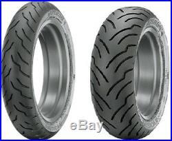 Dunlop Elite 130/60b19 Front 180/65b16 Rear Tire Set Harley Street Glide Road