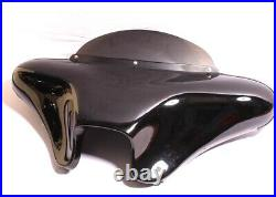 FAIRING HARLEY DYNA WIDE GLIDE LOW RIDER SUPER STREET BOB 05-old fa ABS PAINTED