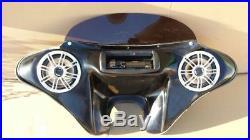 Fairing Harley Dyna Wide Low Rider Super Glide Custom Street Bob 06- Later