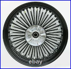 Fat Spoke 18 Cushdrive Rear Wheel Harley Electra Glide Road King Street 09-18