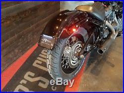 Fender Eliminator/tail Tidy For Harley Davidson Street Bob 2018 Models