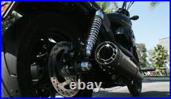 FireBrand Loose Cannon 4 Slip On Exhaust For Harley XG Street 500 750 15-17