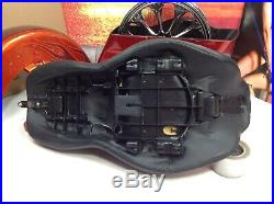 Genuine 08-20 Harley Road Glide Stitching Touring Street Glide Seat OEM