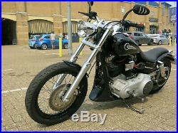 HARLEY DAVIDSON FXDB DYNA STREET BOB 1584 custom