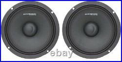 HARLEY STREET GLIDE DIAMOND AUDIO PRO SPEAKER / AMP KIT With MSPRO65 + MO75T HORNS