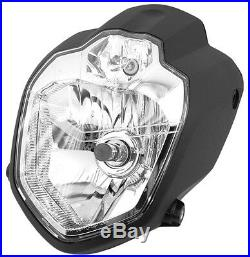 HD Harley-Davidson V-Rod Muscle Headlight Street Custom Scheinwerfer Universal