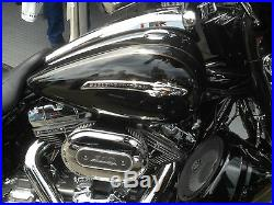 Harley CVO Tank Emblems FLHXSE medallion screamin eagle head Street Glide Road