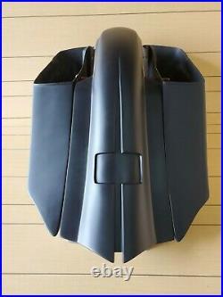 Harley Davidson 14-18 7 Stretched Saddlebag & Fender Flh Road King Street Glide