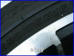 Harley Davidson 16 x 5 Enforcer Rear Wheel Touring Street Glide Road Glide