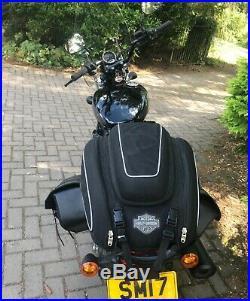Harley Davidson 750 Street