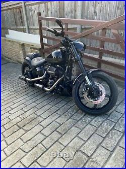 Harley Davidson CVO Pro Street Breakout