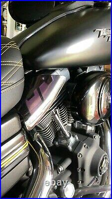 Harley-Davidson Dyna Street Bob Customised Bagger